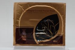 Collagen Crystal Dead Sea Black Mud Facial Mask