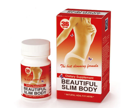 Beautiful Slim Body Diet Pills