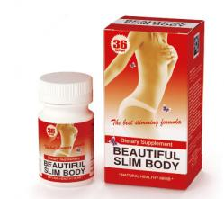 Beautiful Slim Body Pills