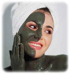 Dead Sea Black Mud Facial Mask