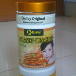 Emilay Whitening Soft Gel