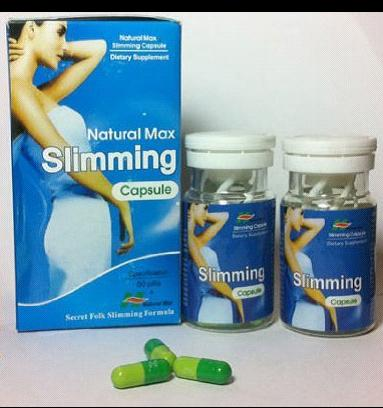 Natural Max Slimming Capsules