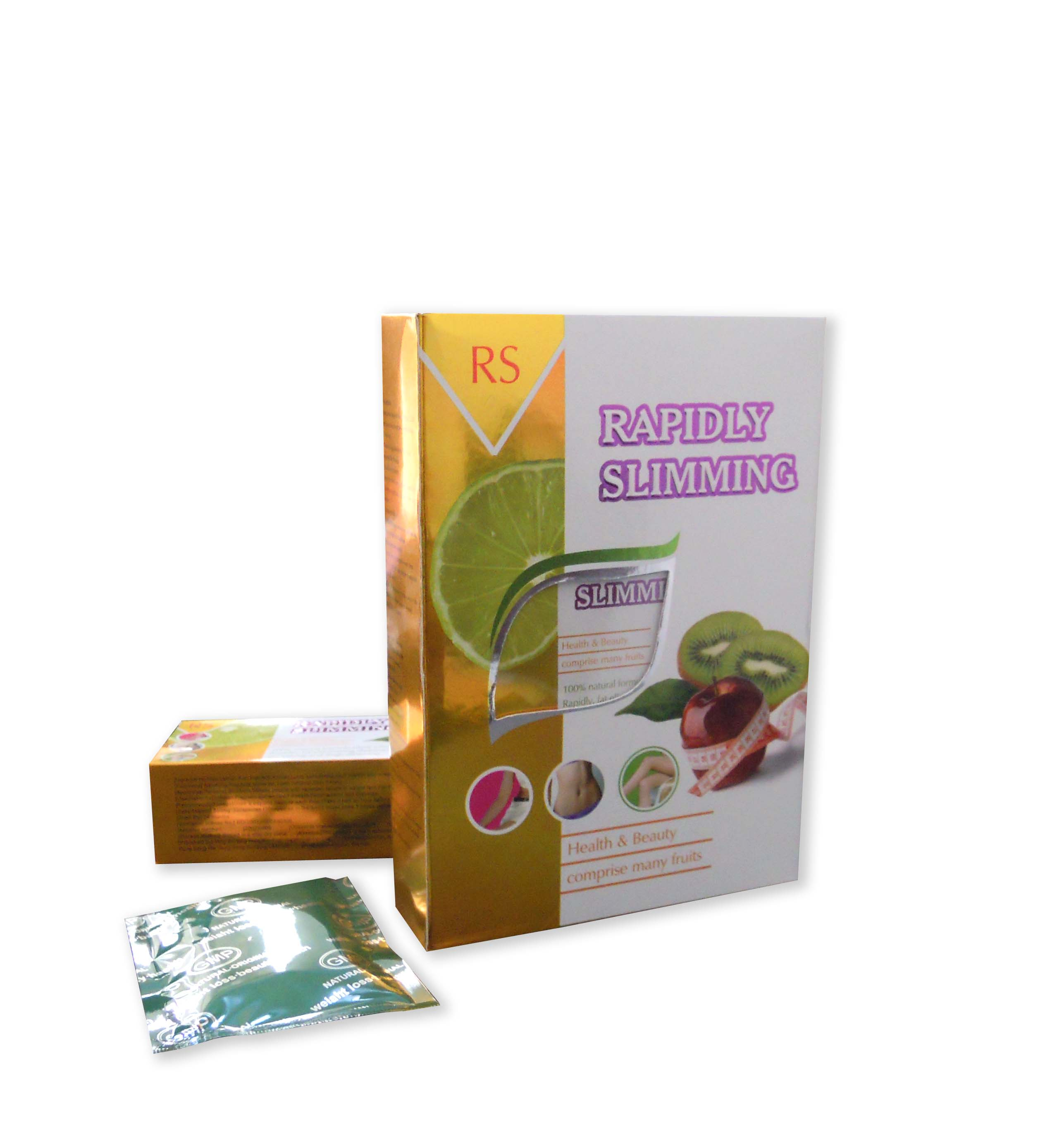 rapidly slimming capsules