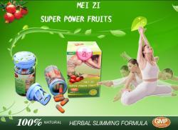 Meizi Super Power Fruits Slimming Capsules