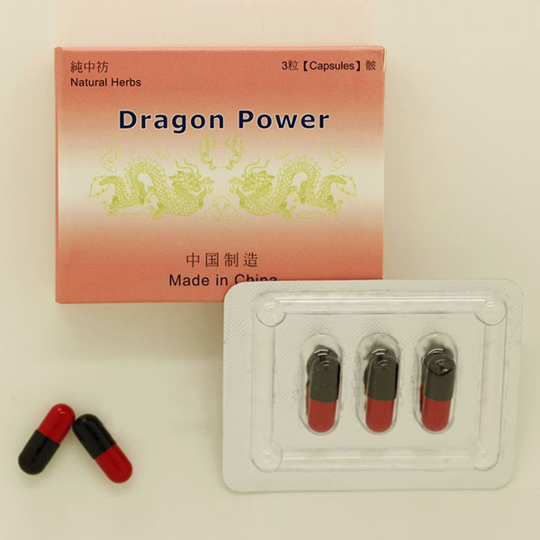 dragon power pills side effects