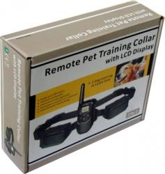 Vibration Anti Bark Dog Training Collar Remote Control