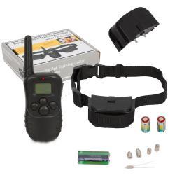 Vibration Anti Bark Dog Training Collar Remote Control