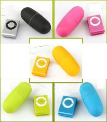 Wireless Remote Control Vibrating Egg Vibrator