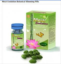 Meizi Evolution Botanical Slimming Soft Gel