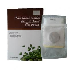 Pure Green Coffee Bean Extracts Diet Patch