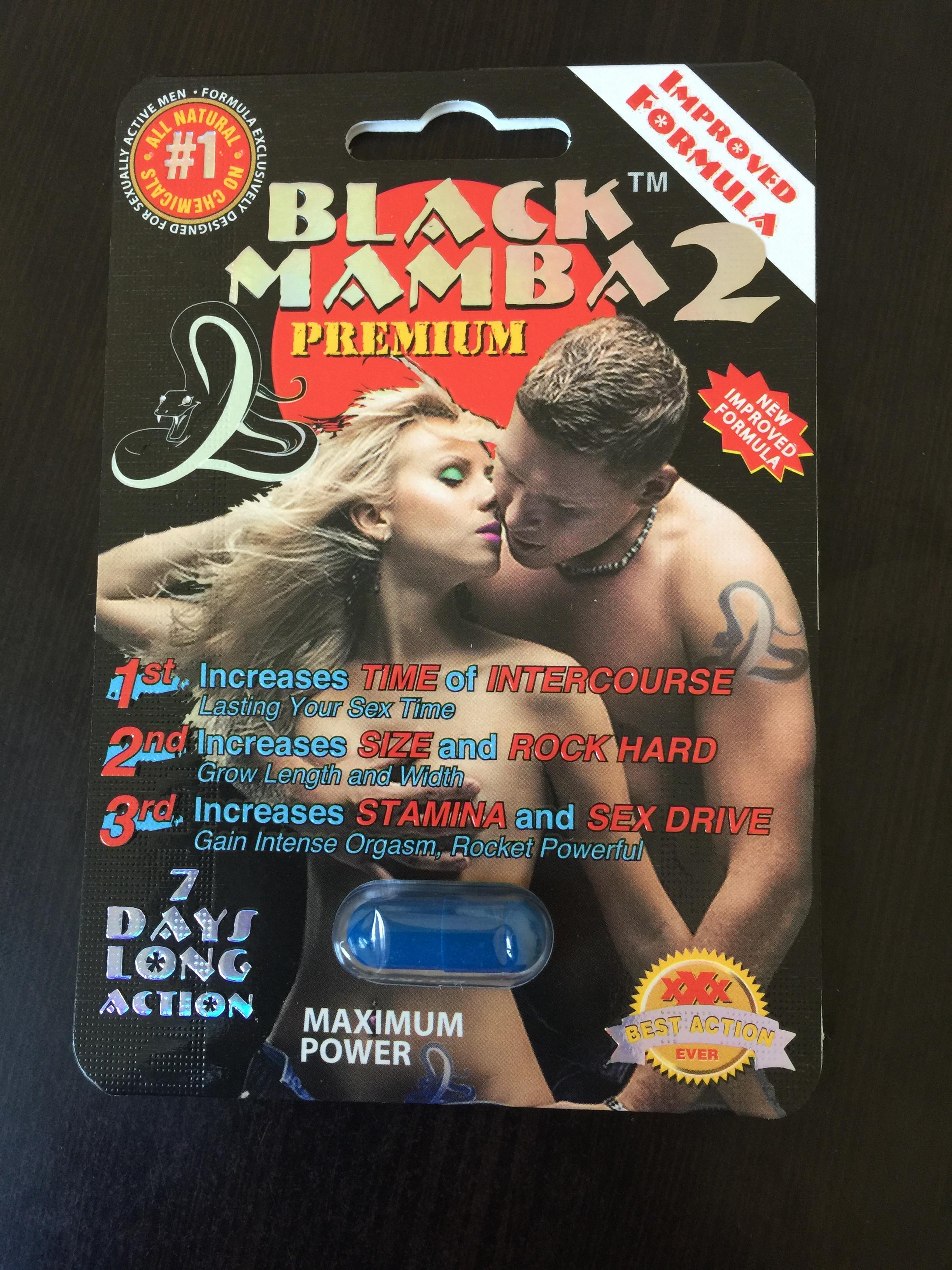 Black Mamba 2 Pros and Cons