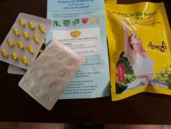 Meizitang  Botanical Gold Version Slimming Capsules MGV