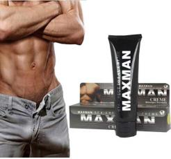 MAXMAN Delay Sex Creme Penis Enlargement 15 gr