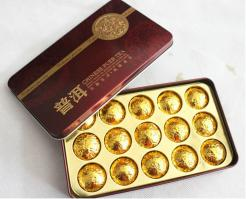 Organic Slimming Chinese Pu-erh Tea Mini Cakes