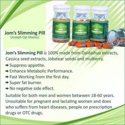 JOMS Slimming 30 Capsules