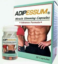 Adipessum 30 Capsules