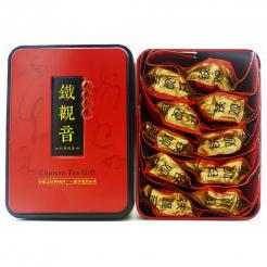 Chinese 1725 Tie Guan Yin Superior Oolong Tea Gift Box 10 Bags