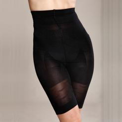 High Waist Tummy Thigh Slimming Body Shaper Pants