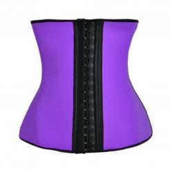 Faja Corset Body Shaper Latex Waist Trainer