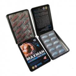 MaxMan XI Tablets
