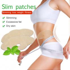 ALIVER Belly Slimming Patch 5 Pieces