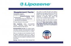 Lipozene Maximum Strength 60 Capsules