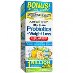 Purely Inspired 100% Pure Probiotics + Weight Loss