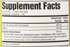 Green Tea Fat Burner 90 Capsules