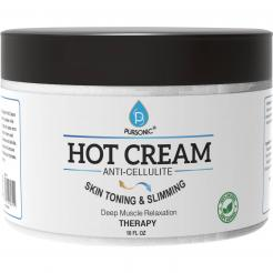Pursonic Hot Cream Anti Cellulite 10oz