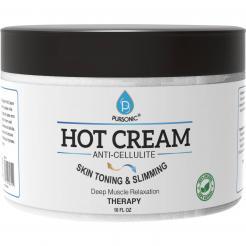 Pursonic Hot Cream Anti Cellulite 10oz