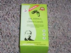 Dr. Ming Chinese Capsules
