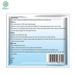 Kongdy Slimming Patch 10 Pieces