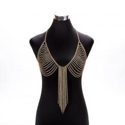 Bra Chain Necklace