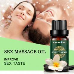 Aphrodisiac Sex Massage Oil Libido Enhancer