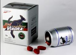 Red Kangaroo Male Sex Enhancer For Man 10 Pills