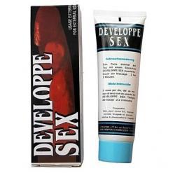 Developpe Sex Male Enhancement Cream