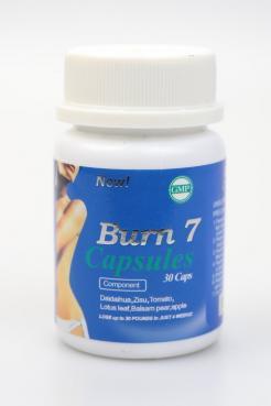 Burn 7 Slimming Capsules