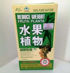 Fruta Planta Reduce Weight 30 Pills