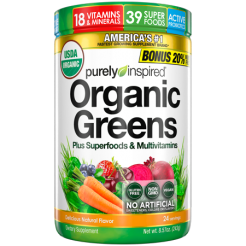 Organic Super Greens Powder