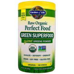 Raw Organic Superfood Powder