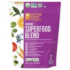 Better Body Foods Superfood Powder