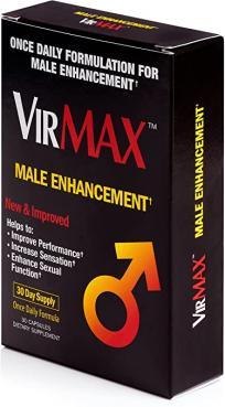 VirMax Male Arousal 30 Pack