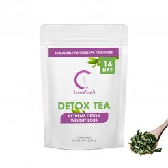 Teatox 14 Days Extreme Detox Weight Loss Tea