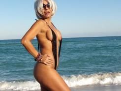 Super Extreme Sexy Slingshot Swimsuit