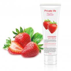 Aphrodisiac Strawberry Lubricant