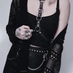 Punk Chest Harness