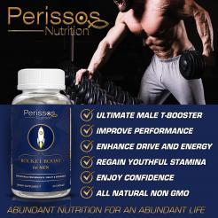 Perissos Nutrition Rocket Boost Male Enhancement Pills