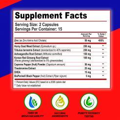 XZEN Testoxzen Ultra Male Enhancement Pills