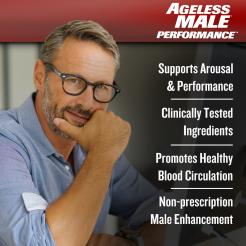 Ageless male Performance