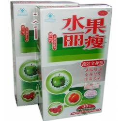 Fruit Beauty Slimming Capsules